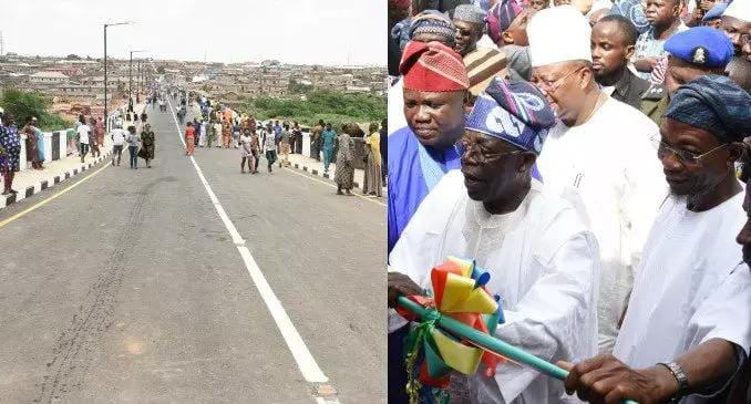 Ambode a very good governor who is a thinker and a doer, says Tinubu