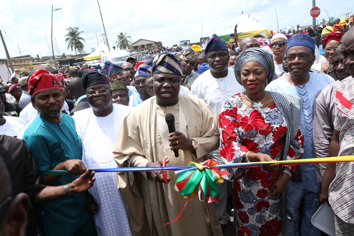We don't run our government on the pages of newspapers, says Ambode